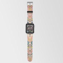 Amritsar Punjab North Indian Rug Print Apple Watch Band
