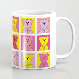 Grumpy Teds Bright Block Coffee Mug
