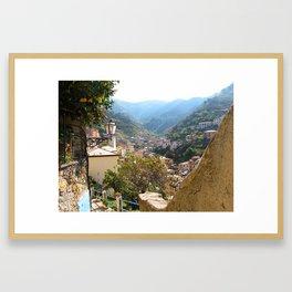 Riomaggiore Framed Art Print