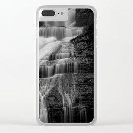 Dingmans Falls Clear iPhone Case