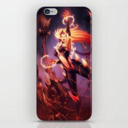 Wildfire Zyra Splash Art 4k HD Wallpaper Official Artwork League of Legends lol iPhone Skin