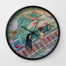I Remember Now Wall Clock