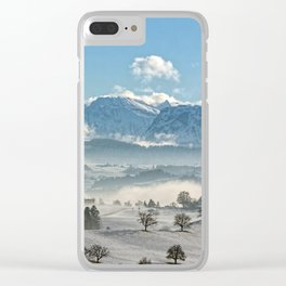 Switzerland, Neuheim Clear iPhone Case