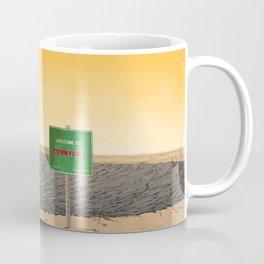 Welcome to Sunnydale Coffee Mug