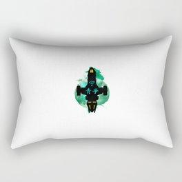 Spacship Rectangular Pillow