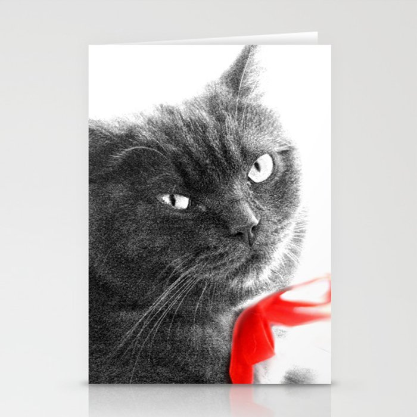 Muimui 1 Stationery Cards