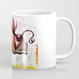 Angler Fish Coffee Mug