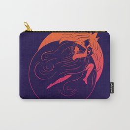 Partial Eclipse Carry-All Pouch