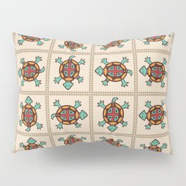 Native american pattern Pillow Sham