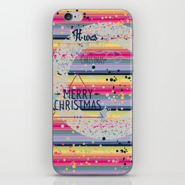 #ChristmasTree iPhone Skin