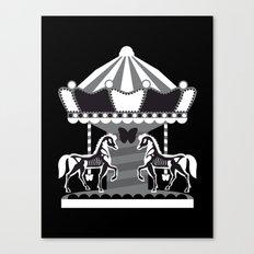 Merry Go 'Round, Part II Canvas Print