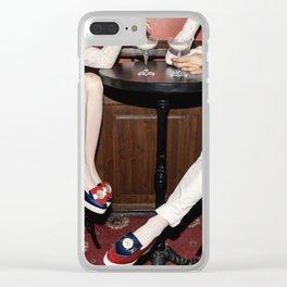 It's a Date Clear iPhone Case
