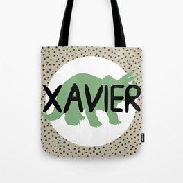 Xavier Tote Bag