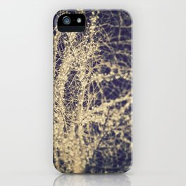 Victorian Christmas iPhone Case