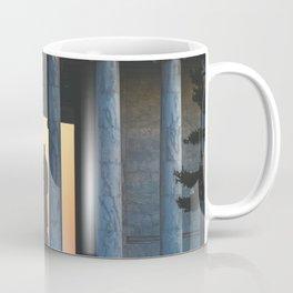 Between the Columns Coffee Mug