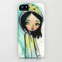 The Garden Gnome iPhone Case