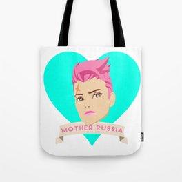 Mother Zarya Tote Bag