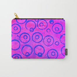 Fusia bubbles  Carry-All Pouch