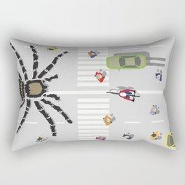 World's Largest Spider Rectangular Pillow