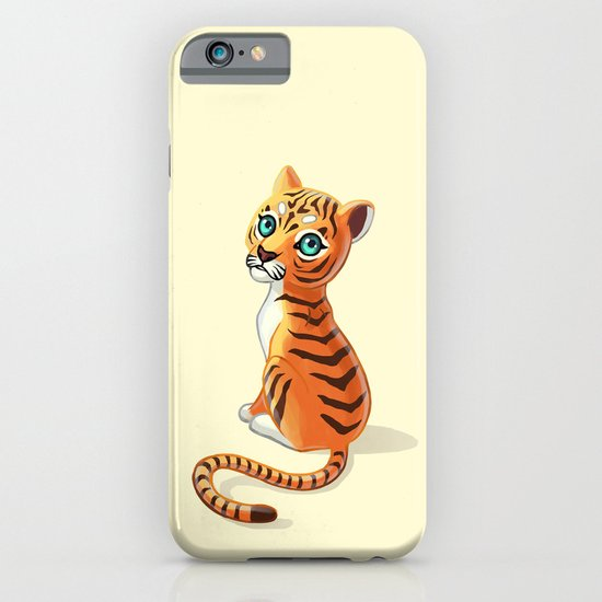 Tiger Cub iPhone & iPod Case