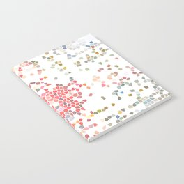 Pastel Tiles Notebook