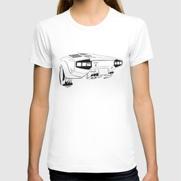 Classic Countach T-shirt
