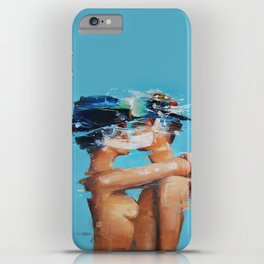 The breath iPhone Case