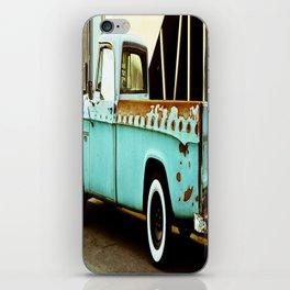 Rusty Dodge (2) iPhone Skin