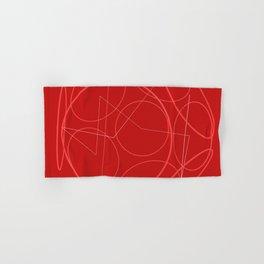 torus sphere 01 Hand & Bath Towel