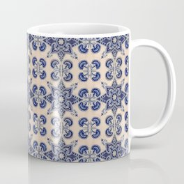 Majolica Grimani Blue Coffee Mug