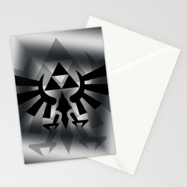 The Legend Of Zelda Logo Stationery Cards