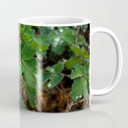 Fresh Green | Rain Crystals Coffee Mug