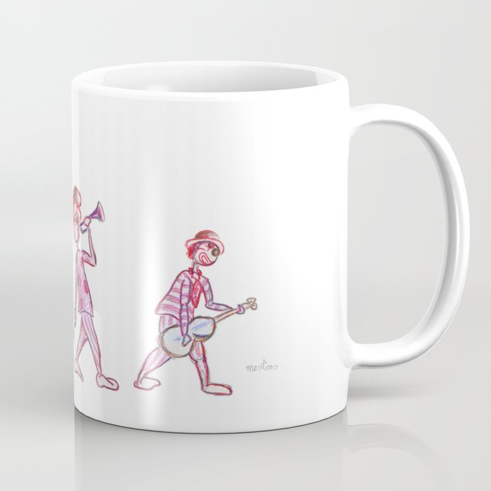 Musical clowns Coffee Mug