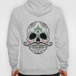 Day Dead Sugar Skull Hoody