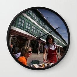 Almagro - Ciudad Real - Spain Wall Clock