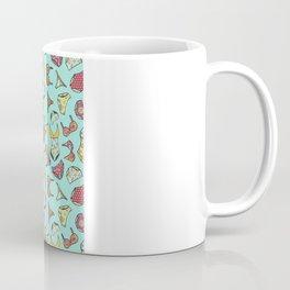 UNDERWEAR LOVE: Little Luxuries in Mint Coffee Mug