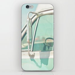 Retro Drive iPhone Skin