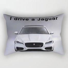 Jaguar Rectangular Pillow