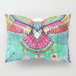 Flying Eagle Pillow Sham