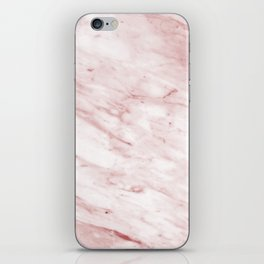Marchionne rosa iPhone Skin