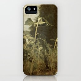 Dove gira il sole iPhone Case