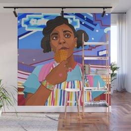 Erica Sinclair Wall Mural