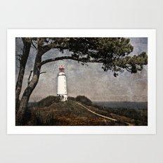 The Dornbusch Lighthouse Art Print