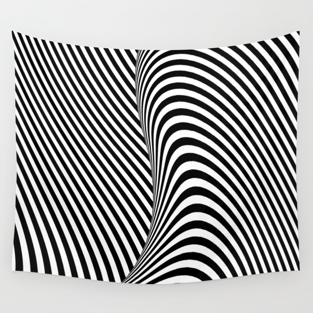 Psychedelic Wall Tapestries Society6
