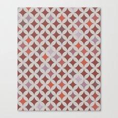 Circl. Canvas Print