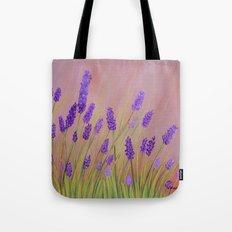 Lavenders  Tote Bag