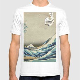 The Great Wave Off Katara T-shirt