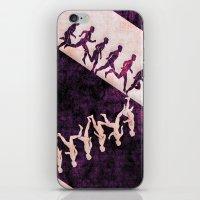 run iPhone & iPod Skins featuring run by KrisLeov