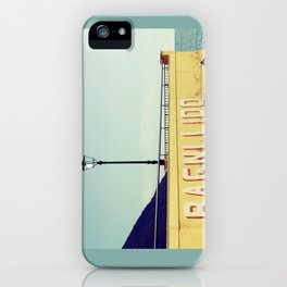 Bagni Lido iPhone Case