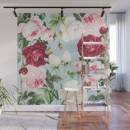 Whimsical Garden I Wall Mural